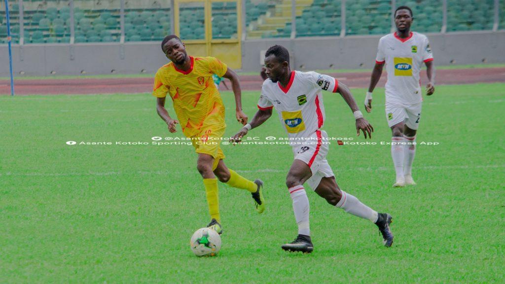 Great Olympics set to sign Asante Kotoko midfielder Jordan Opoku