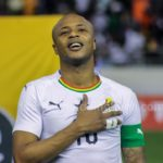 VIDEO: Andre Ayew leaps to Jordan's defense after questionable display against South Africa