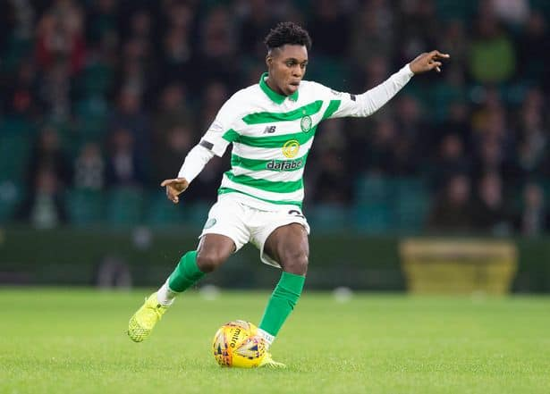VIDEO: Jeremie Frimpong's outstanding performance for Celtic in win against Livingston