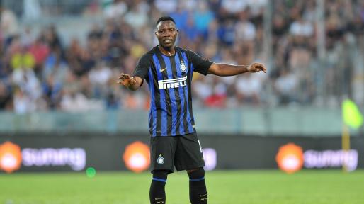 Inter ace Kwadwo Asamoah ruled out of Hellas Verona clash