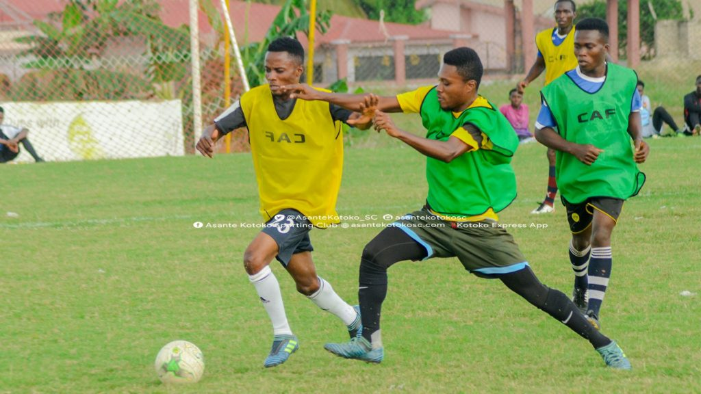 Kotoko pick 30 outfield players, 5 goalkeepers after justify-your-inclusion for youth team