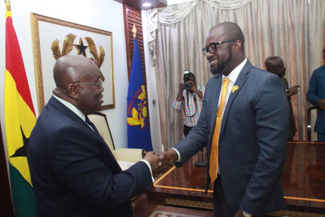 Government is a strategic partner in football development- GFA President Kurt Okraku
