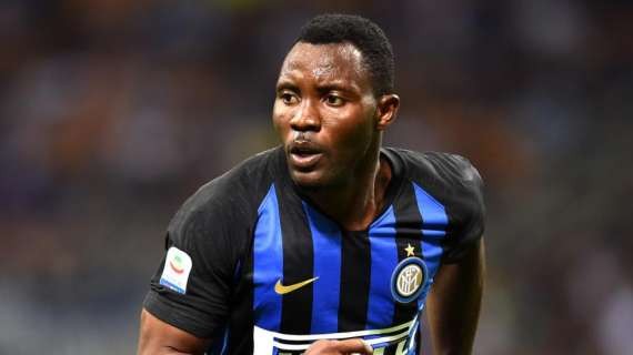 Kwadwo Asamoah delighted by Inter\'s form after international break