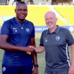 VIDEO: German coach Rainer Kraft begins work to put Ghanaian side Accra Lions in top shape