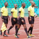 2021 AFCON qualifier: Congolese referee Messie Jessie Oved Nkounkou Mvoutou for São Tomé and Príncipe-Ghana clash
