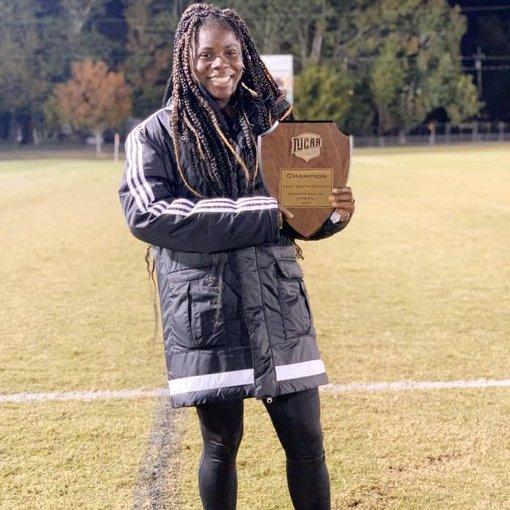 Ghana star Mukarama Abdulai bangs in 23 goals as Tyler Junior College win NJCAA Gulf South District Championship