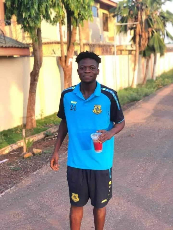 New Edubiase announce sadden death of midfielder Malik Yakubu