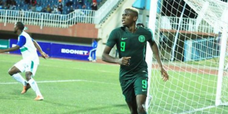 2021 AFCON qualifiers: Victor Osimhen hits brace for Nigeria win, Cameroon win first match