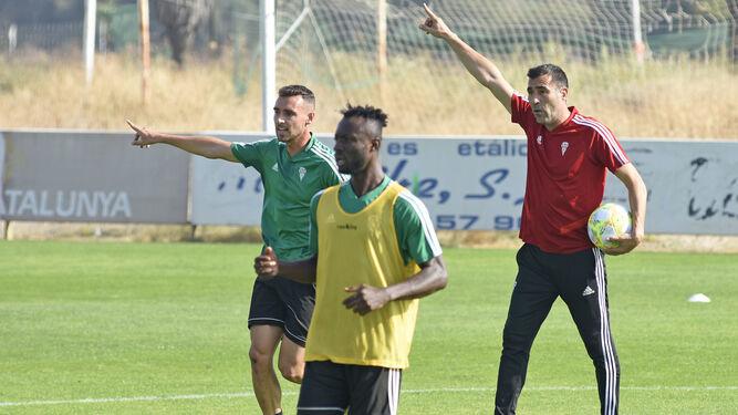 Ghana striker Kwabena Owusu returns to Cordoba training