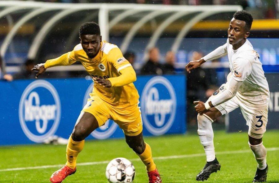 Black Meteors coach Ibrahim Tanko explains Ropapa's Mensah's withdrawal
