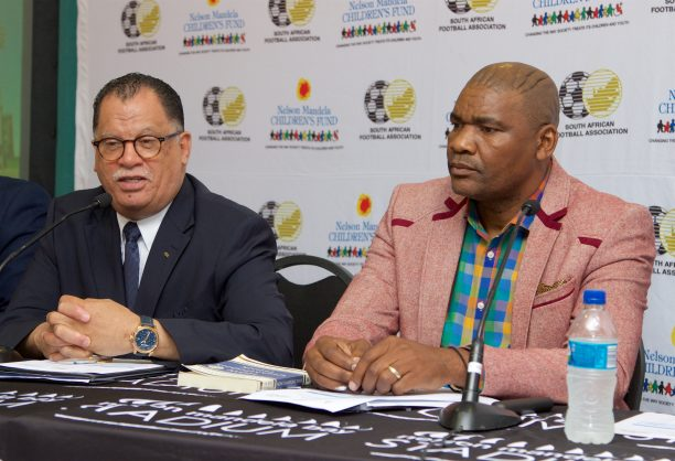 Cash-strapped SAFA refused to pay for Bafana Bafana coach to travel to Egypt to watch CAF U-23 Cup of Nations