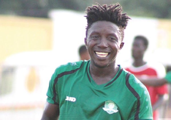 Sources: Godfred Saka joins Accra Great Olympics