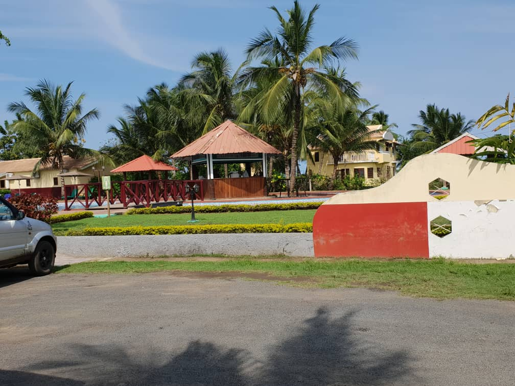 PHOTOS: Check out Black Stars hotel in São Tomé ahead of 2021 AFCON qualifier