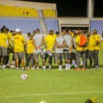 VIDEO: Black Stars in 'jama' mood ahead of 2021 AFCON qualifier against South Africa