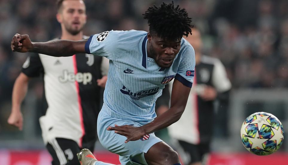 \'We lacked a bit of luck\'- Thomas Partey laments after Atletico\'s defeat to Juventus