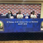CAF U-23 Cup of Nation: Ibrahim Tanko counting on third place play offs for Tokyo 2020 qualification