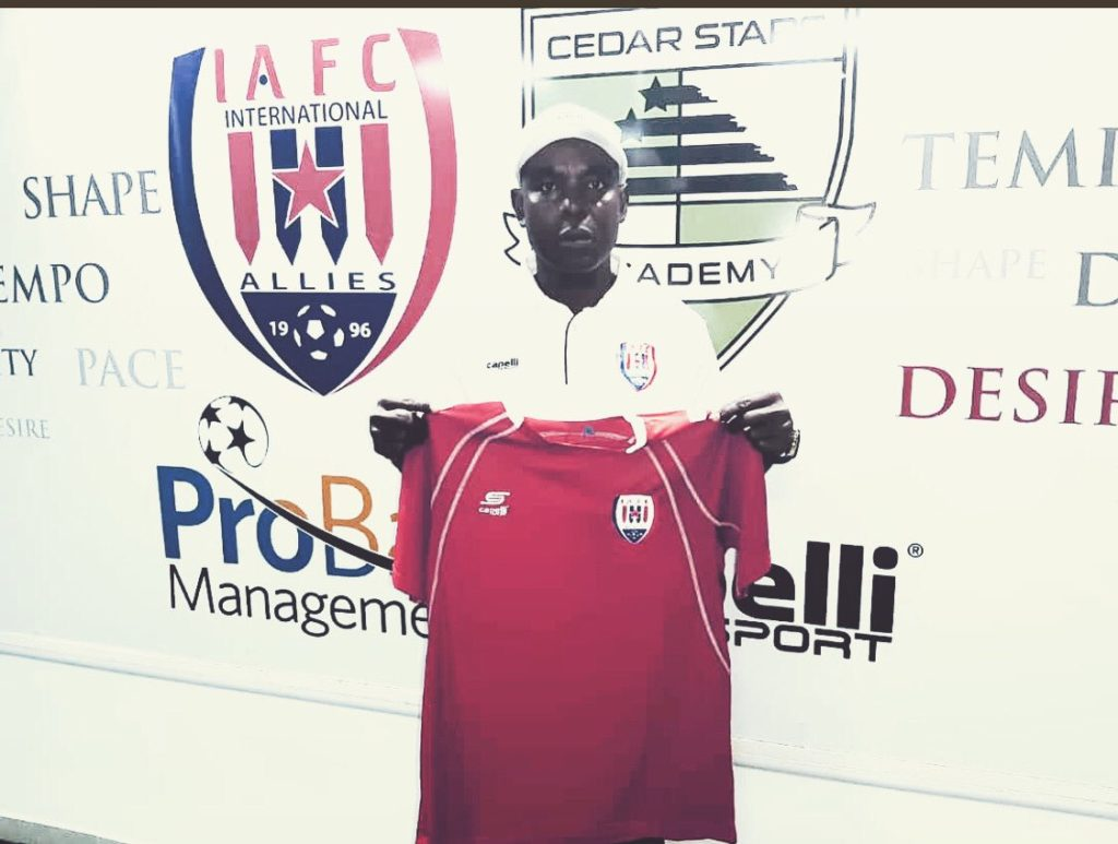 Avoiding relegation is my target - New Inter Allies coach Tony Lokko