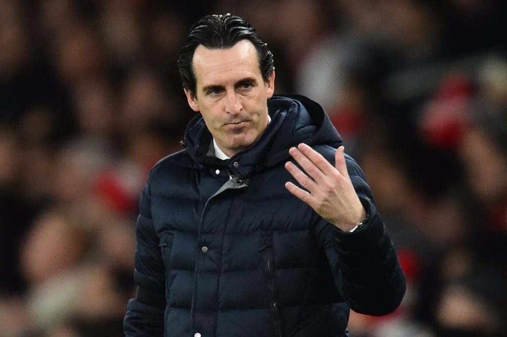 Unai Emery faces ultimatum if Arsenal does not revive itself in the upcoming games