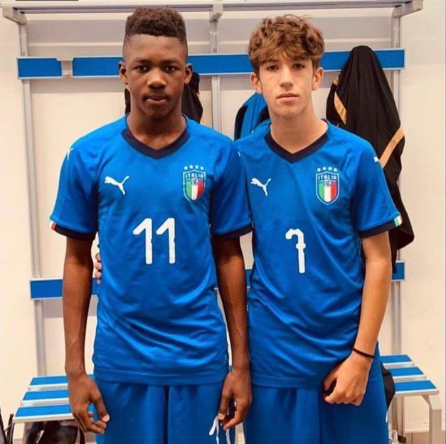 Talent Tavern: Inter Milan\'s Enoch Owusu earns Italy U15 invitation