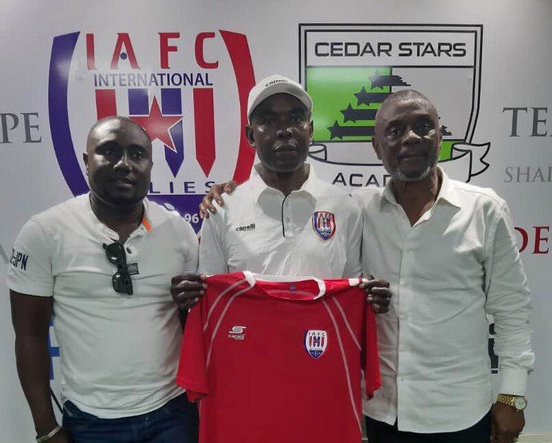 Inter Allies hire experienced Tony Lokko as First Team coach