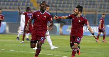 Video: Ghanaian striker John Antwi on target in Egypt for Pyramids FC in draw against Aswan
