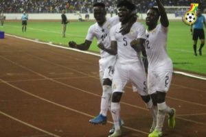 AFCON 2021 Qualifiers: President Akufo-Addo eulogizes Black Stars after South Africa humbling
