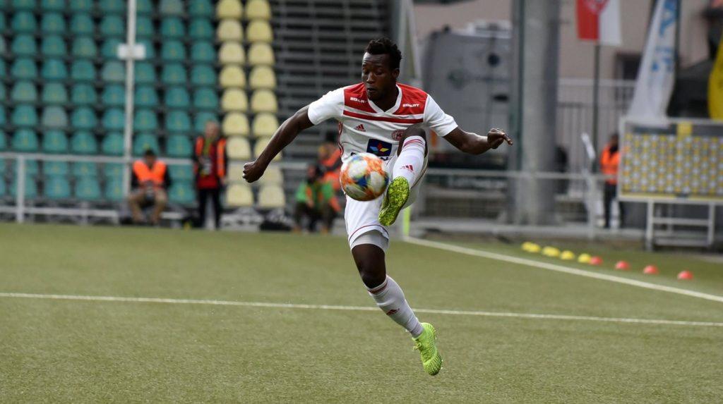 Osman Bukari scored three goals in three matches in seven days