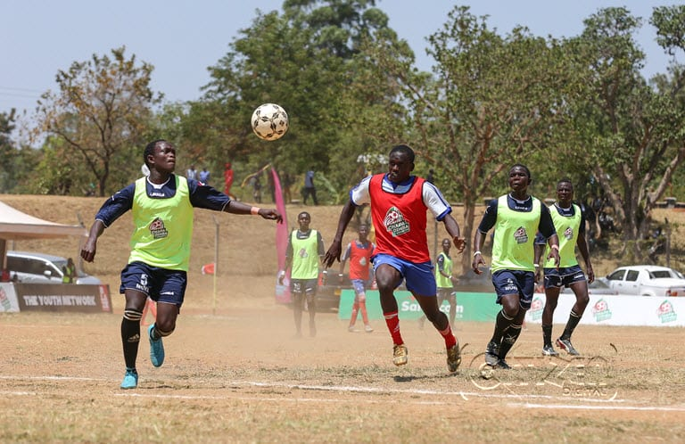 Ghanaian scouts storm Kenya to hunt for talents