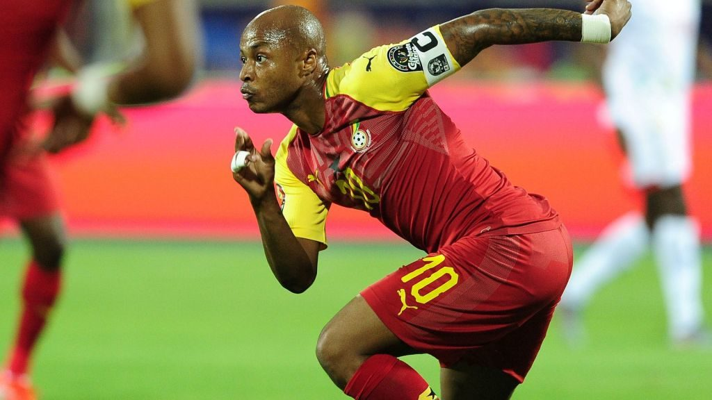 Ghana captain Andre Ayew reveals his role in ensuring Black Stars defeat South Africa