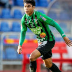 How South African footballer Keanin Ayer became a top professional through Ghana