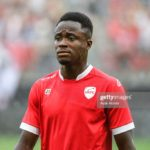 Valenciennes FC defender Emmanuel Ntim makes suspension return ahead of Chateauroux clash
