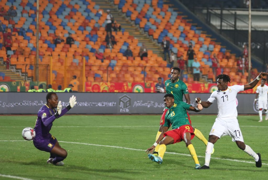 VIDEO: Watch Ghana's comeback 1-1 draw with Cameroon at CAF U23 Cup of Nations