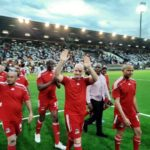 Video: Big crowd as Infantino leads FIFA team to defeat TP Mazembe legends in anniversary friendly