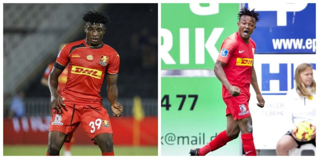 Video: Ghana teenage star Kudus, Atanga score as Nordsjaelland hammer Randers in Danish top-flight