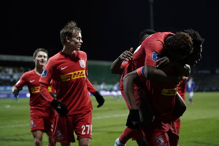 Ghana prodigy Mohammed Kudus scores his season's seventh goal in Nordsjaelland draw