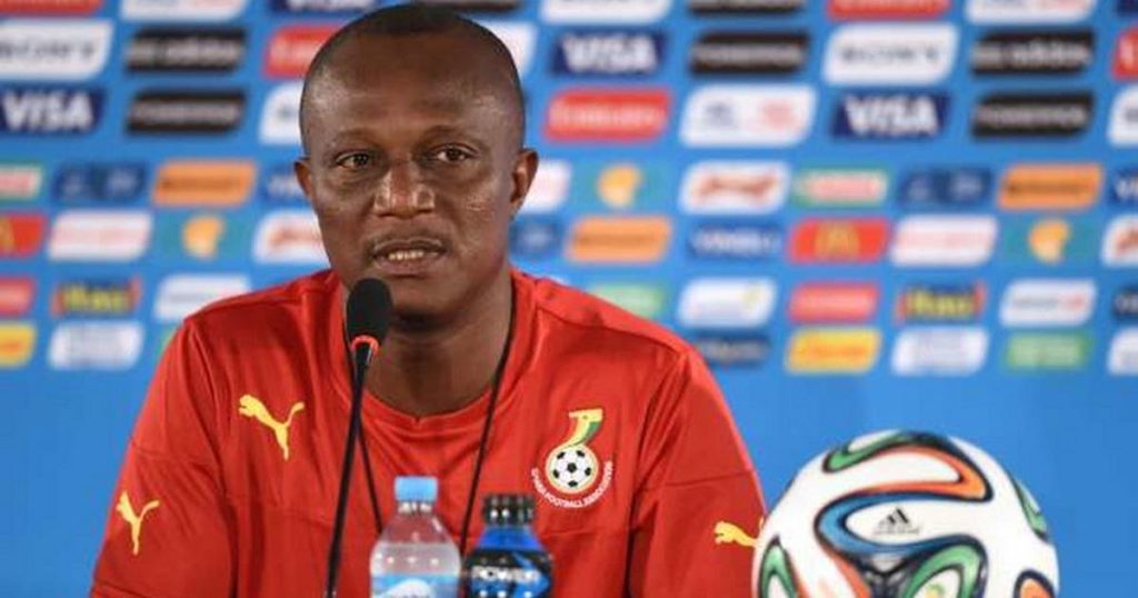 Kwesi Appiah insists he is not thinking about Black Stars contract