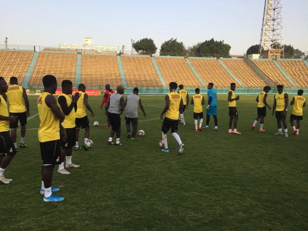 VIDEO: Black Meteors in high spirit ahead of Ivory Coast U23 AFCON clash