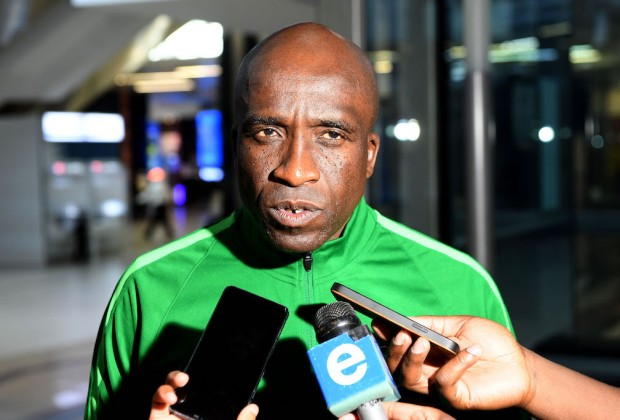 South Africa U23 coach Notoane has no tactics against Ghana today for Olympic Games ticket
