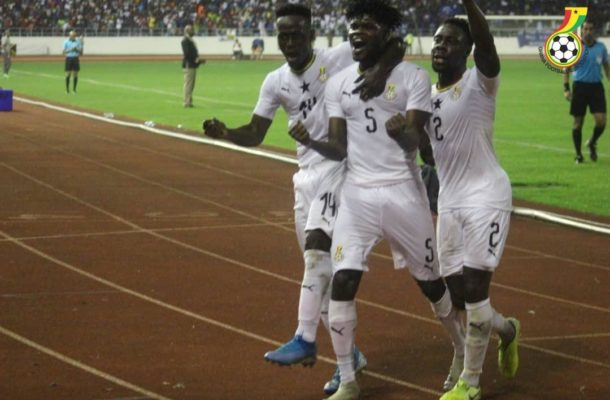 VIDEO: Watch how Ghana cruise past South Africa in AFCON 2021 qualifier opener