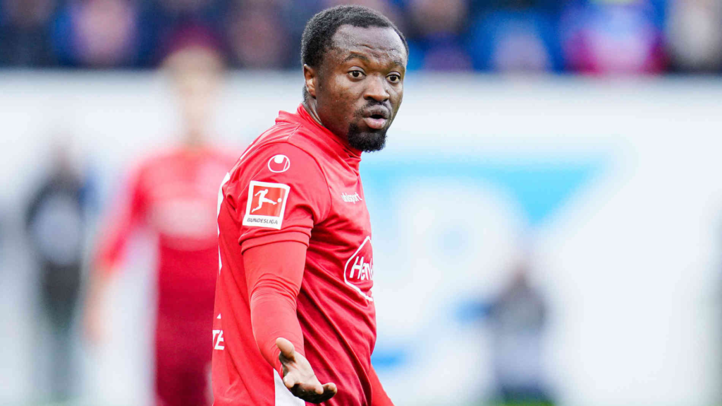 Fortuna Düsseldorf chief calls for patience for Tekpetey & Ampomah