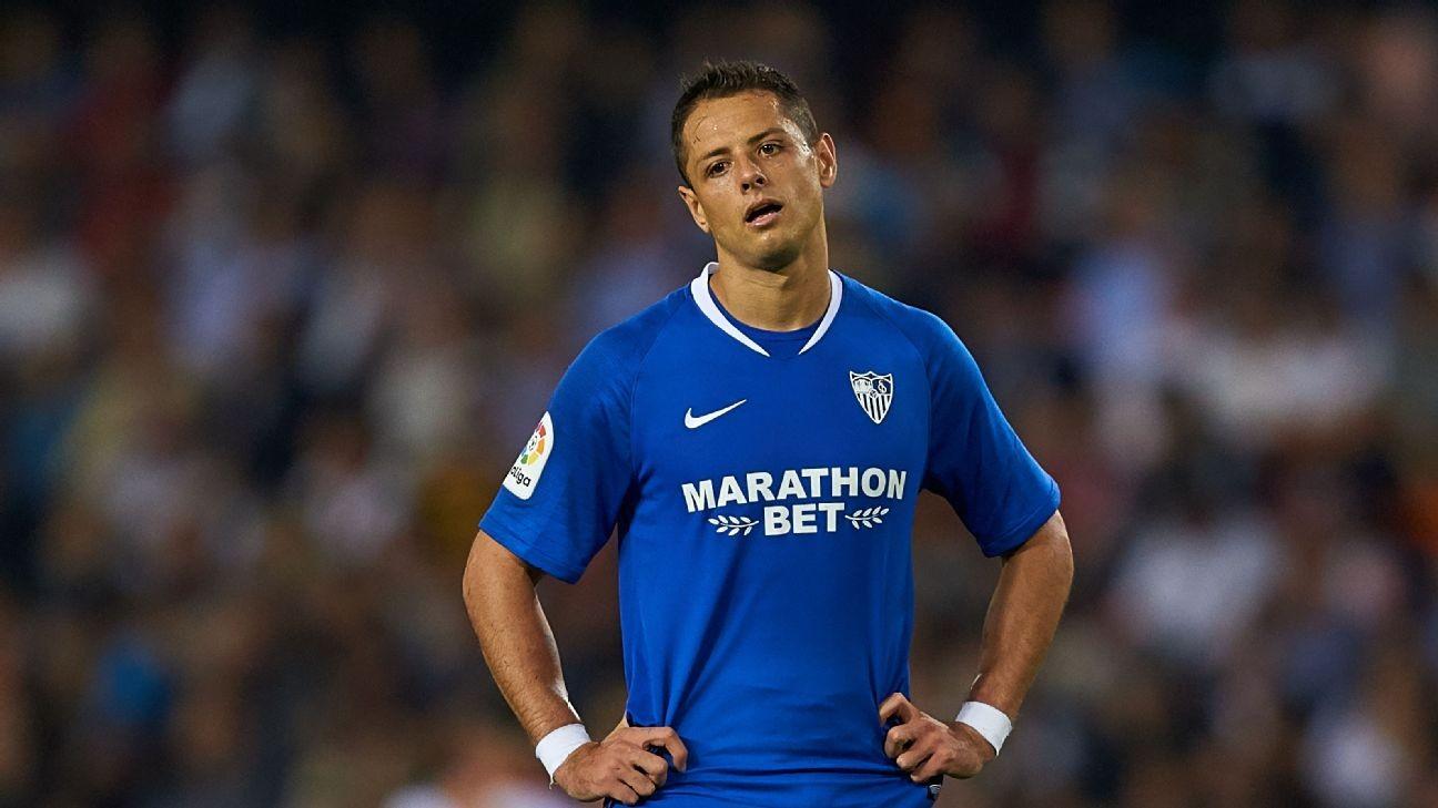 Javier 'Chicharito' Hernandez opens door to MLS move in future