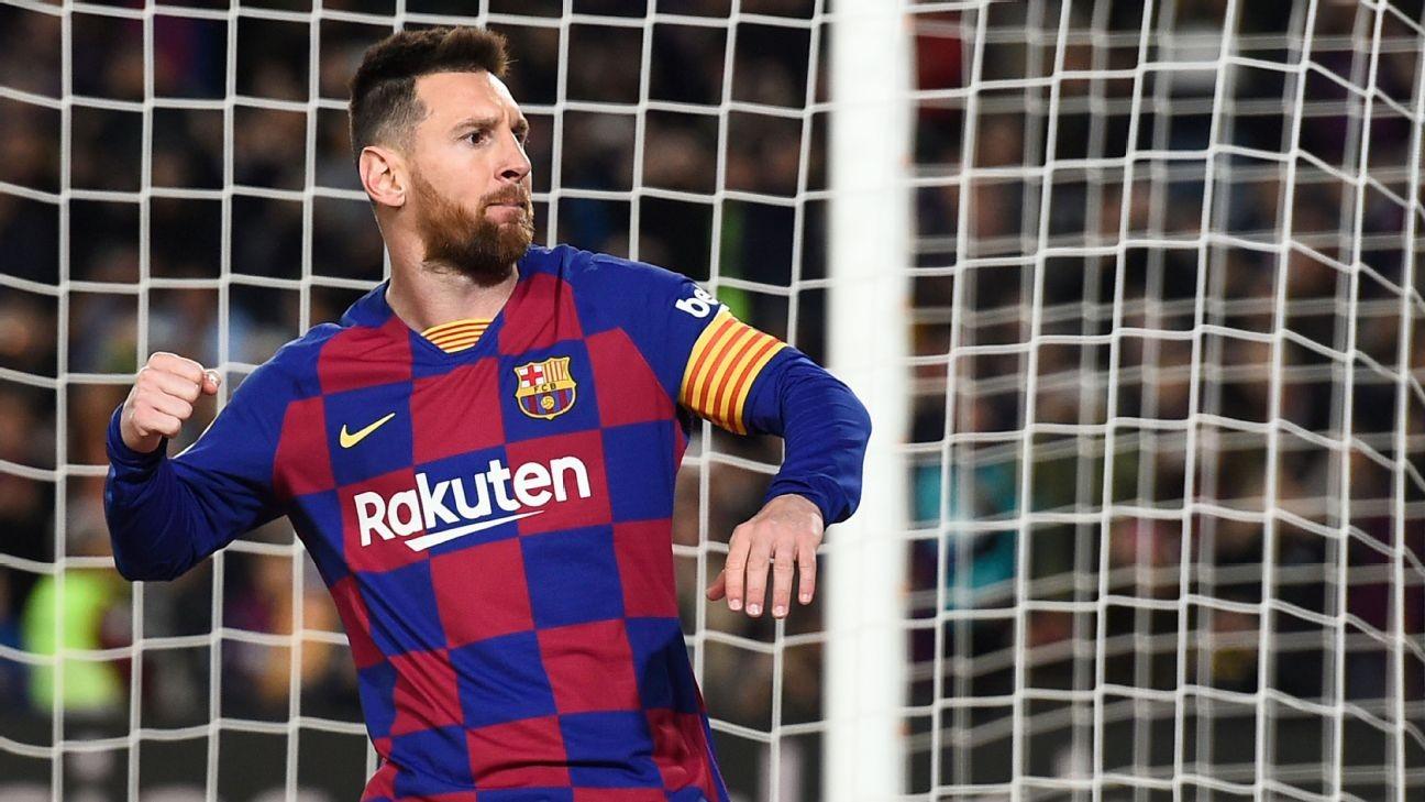 Lionel Messi wins sixth Ballon d'Or award, overtaking Cristiano Ronaldo