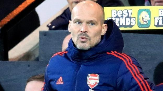 Arsenal: Freddie Ljungberg should not get manager's job on long-term basis - Chris Sutton
