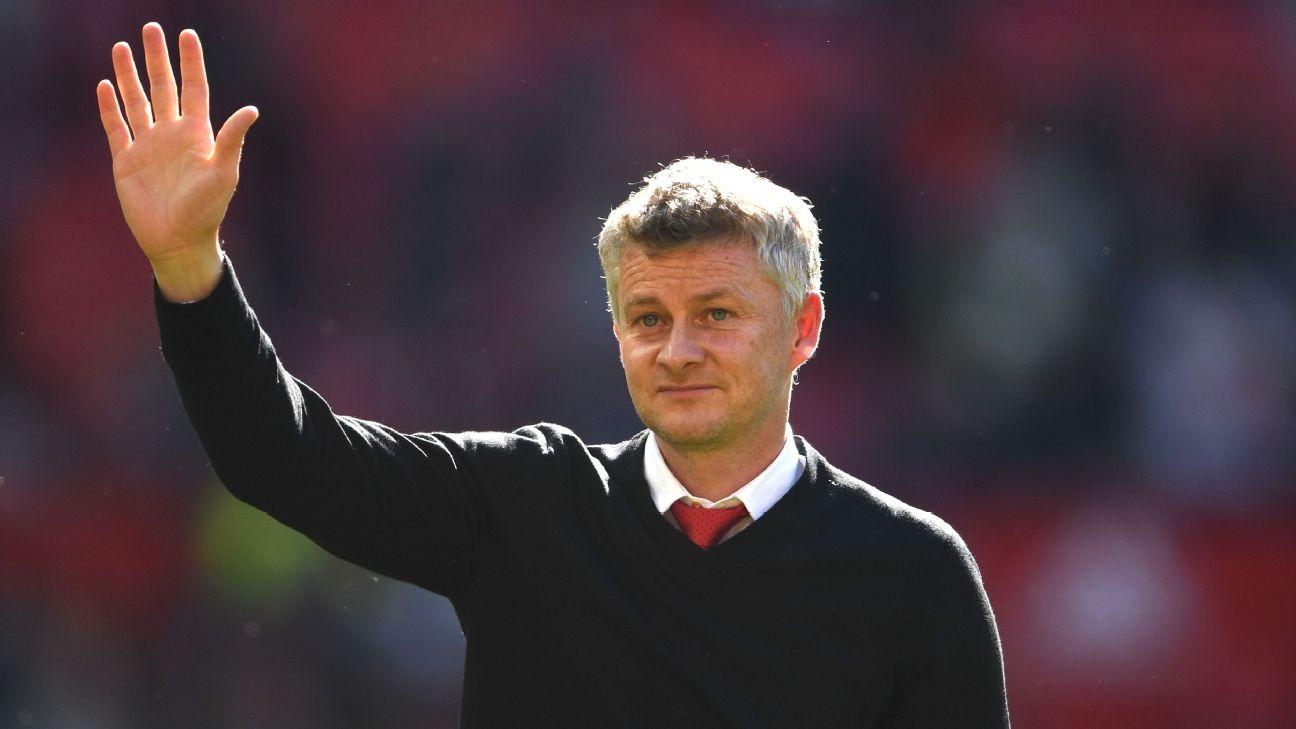 Solskjaer: I don't fear sack at Manchester United