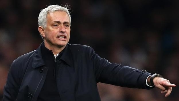 Jose Mourinho: Tottenham boss says Man Utd is a closed chapter