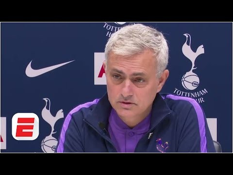 Jose Mourinho press conference ahead of Manchester United (FULL) | Premier League