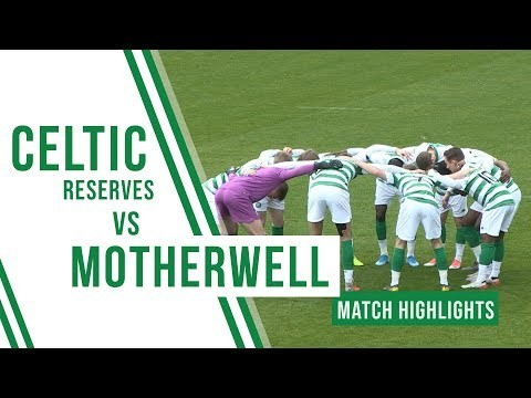 Highlights: Celtic Reserves earn bonus point after shoot-out!