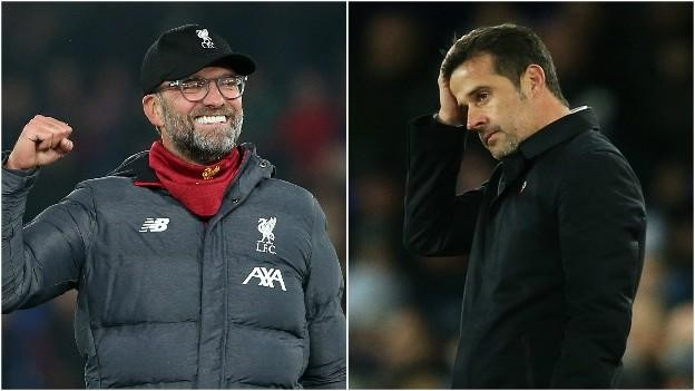 Liverpool v Everton: Is this the most one-sided Merseyside derby in a generation?