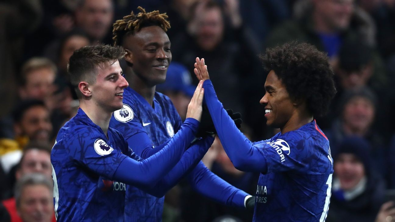 Tammy Abraham returns with a goal and assist as Chelsea edge Aston Villa