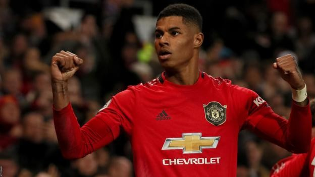 Manchester United 2-1 Tottenham Hotspur: Marcus Rashford scores twice as Jose Mourinho loses first Spurs game